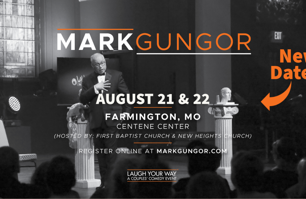 Laugh Your Way to a Better Marriage Conference